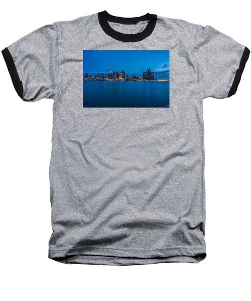 The Motor City  Baseball T-Shirt