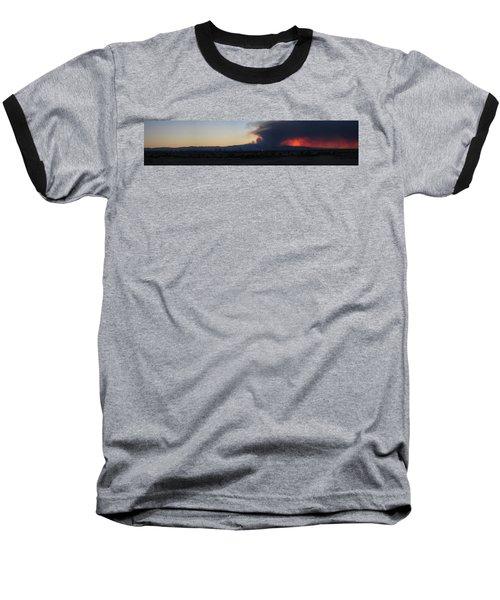 The Mount Charleston Fire Baseball T-Shirt