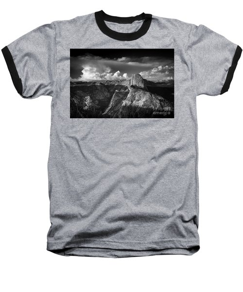 The Mountains Are Calling... Baseball T-Shirt