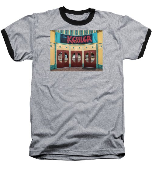 The Movie Theater Baseball T-Shirt