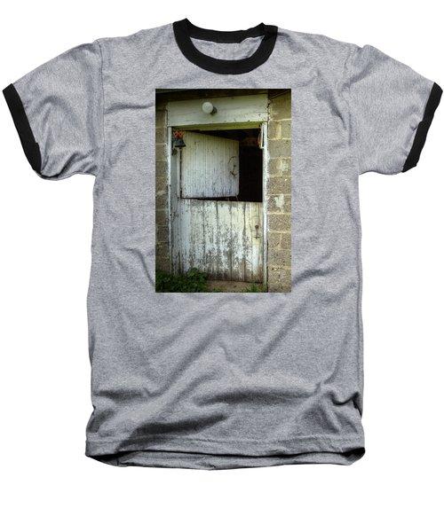 The Mr Ed Door Baseball T-Shirt