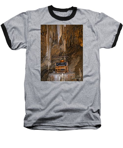 The Music Of The Ages Baseball T-Shirt