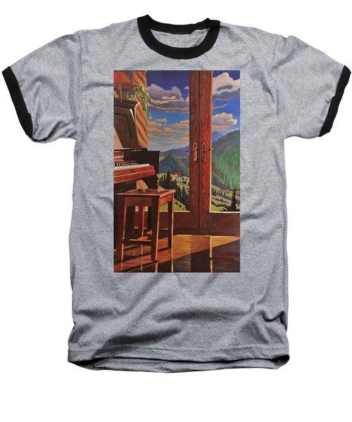 The Music Room Baseball T-Shirt