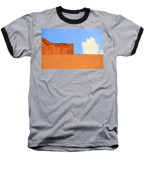 The Muted Cloud Baseball T-Shirt