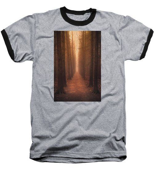 The Narrow Path Baseball T-Shirt