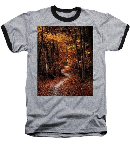 The Narrow Path Baseball T-Shirt