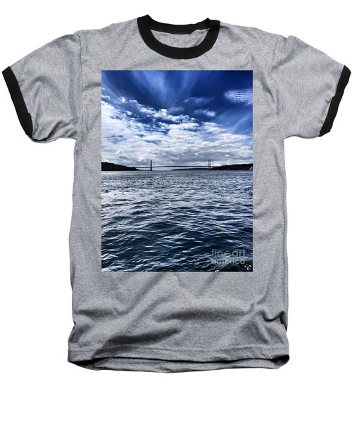 The Narrows Bridge  1 Baseball T-Shirt
