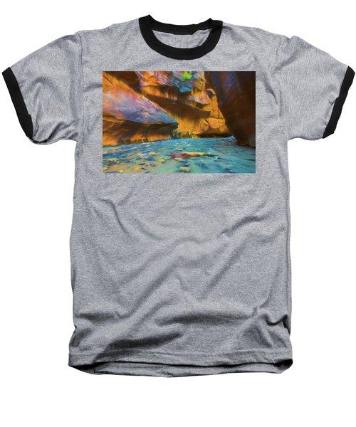 The Narrows Baseball T-Shirt
