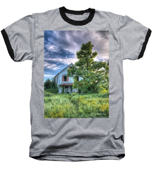 The Nathaniel White Farm House Baseball T-Shirt