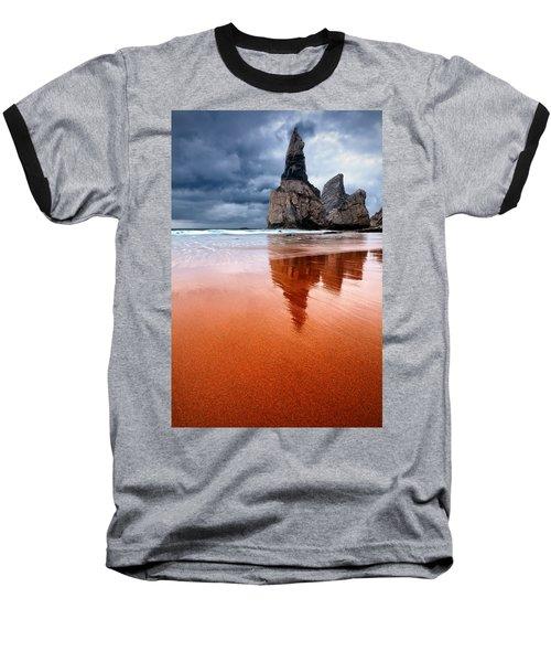 The Needle Baseball T-Shirt