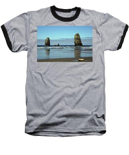 The Needles, Cannon Beach, Or Baseball T-Shirt