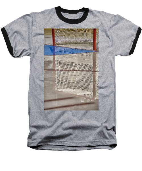 The Net Reflection Baseball T-Shirt