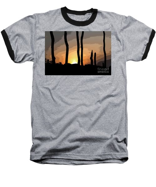 The New Dawn Baseball T-Shirt