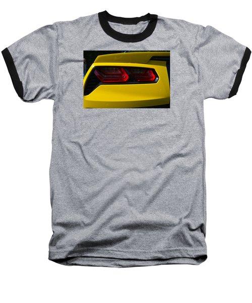 The New Round Baseball T-Shirt by John Schneider