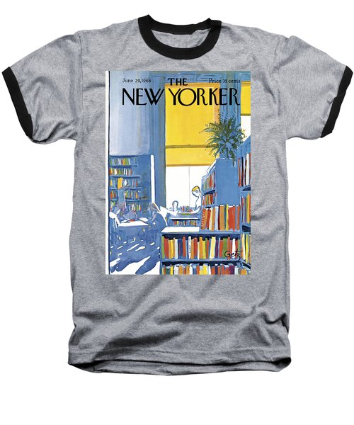 New Yorker June 29th 1968 Baseball T-Shirt