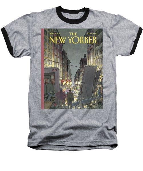New Yorker March 8th, 1993 Baseball T-Shirt