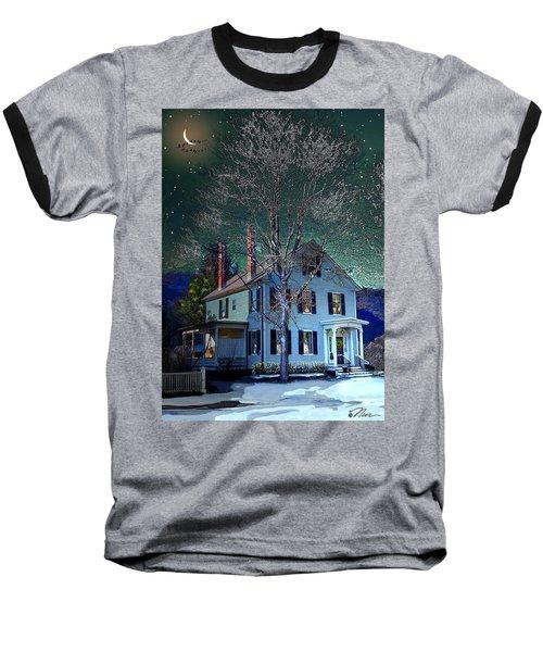 The Noble House Baseball T-Shirt