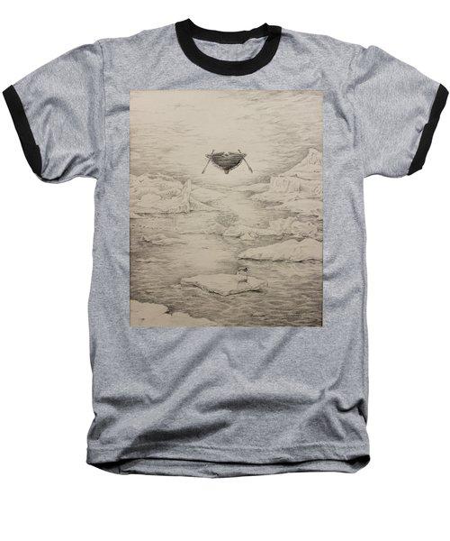 The Non-locals Baseball T-Shirt