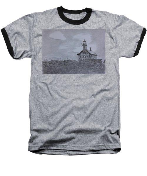 The North  Light  Baseball T-Shirt by Tony Clark