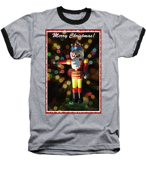 The Nutcracker Baseball T-Shirt