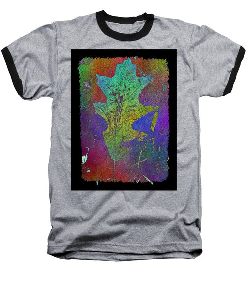 The Oak Leaf Baseball T-Shirt by Tim Allen