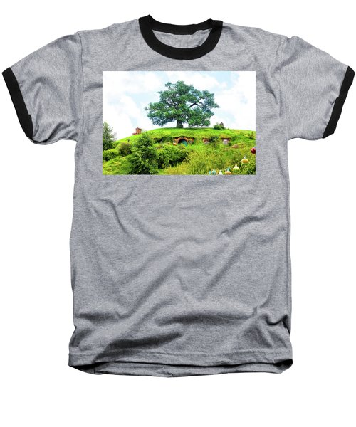 The Oak Tree At Bag End Baseball T-Shirt