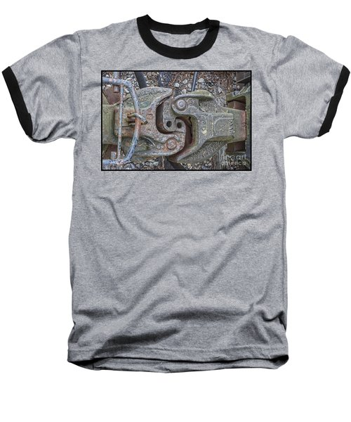 The Odd Coupler On Train Baseball T-Shirt