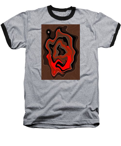 Original Contemporary Painting The Odyssey Baseball T-Shirt
