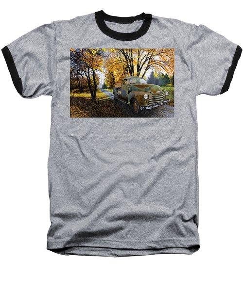 The Ol' Pumpkin Hauler Baseball T-Shirt