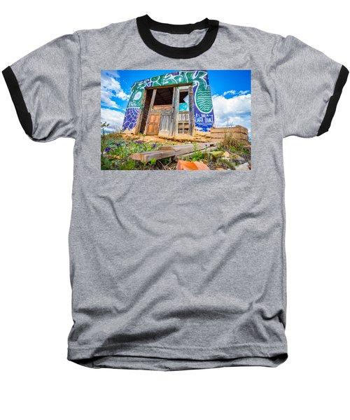 The Old Abode. Baseball T-Shirt