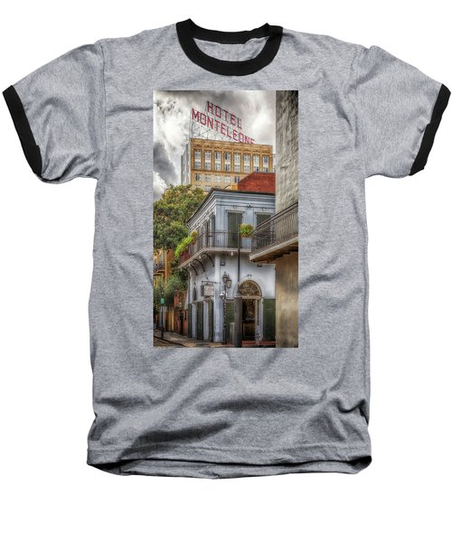 The Old Absinthe House Baseball T-Shirt