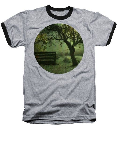 The Old Apple Tree Baseball T-Shirt