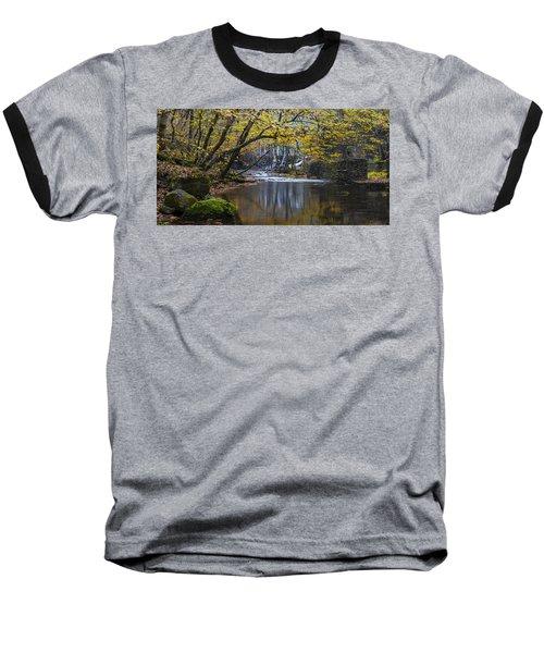 The Old Blanchard Mill Baseball T-Shirt