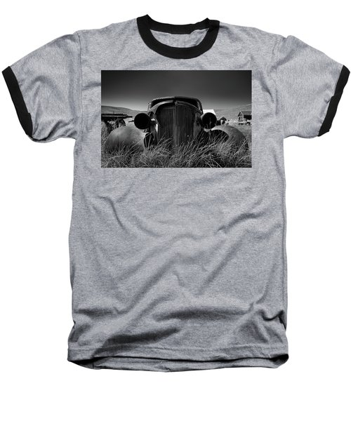 The Old Buick Baseball T-Shirt