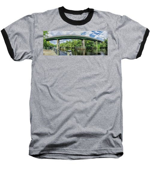 The Old Conway Bridge Baseball T-Shirt