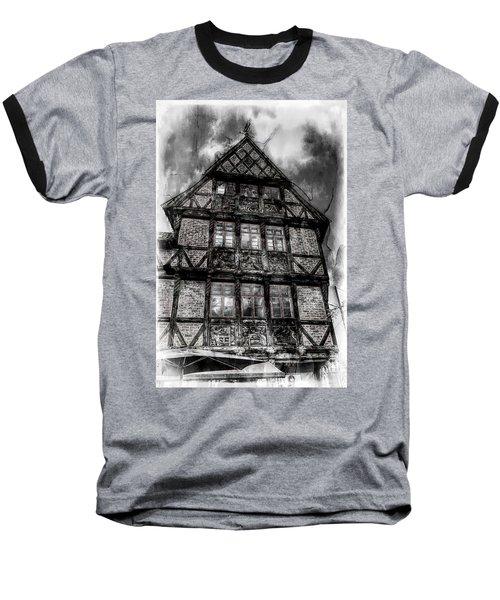 The Old Danish Buiding Baseball T-Shirt