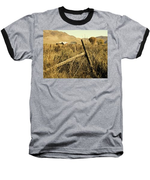 The Old Fence Post Baseball T-Shirt