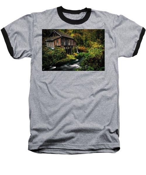 The Old Flour Mill Baseball T-Shirt