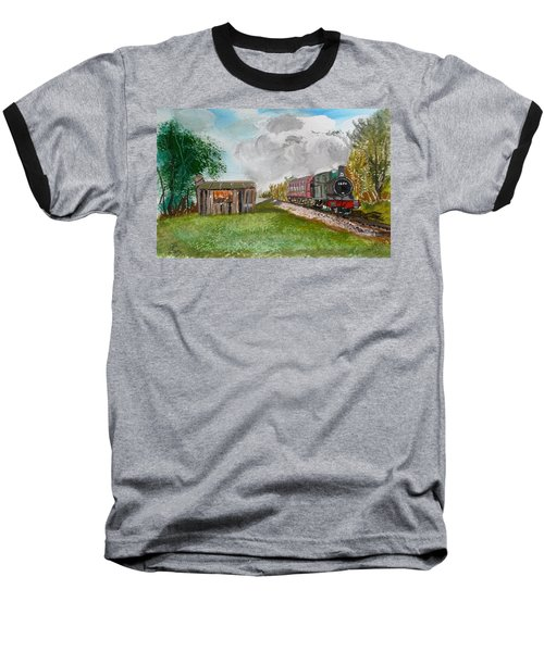 The Old Forsaken Shack Baseball T-Shirt