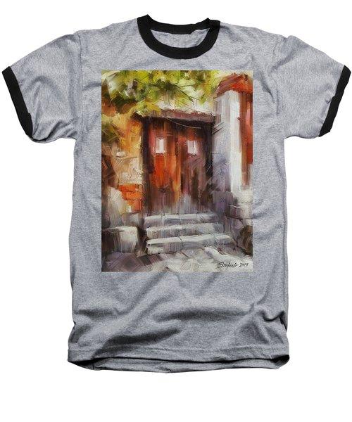 The Old Gate II Baseball T-Shirt