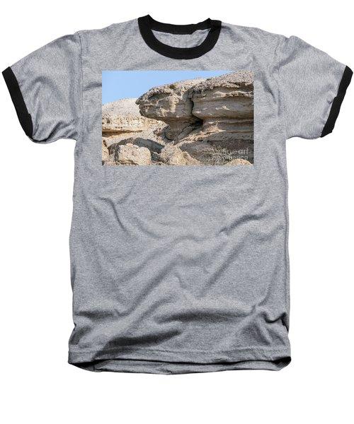 The Old Gatekeeper Baseball T-Shirt by Arik Baltinester