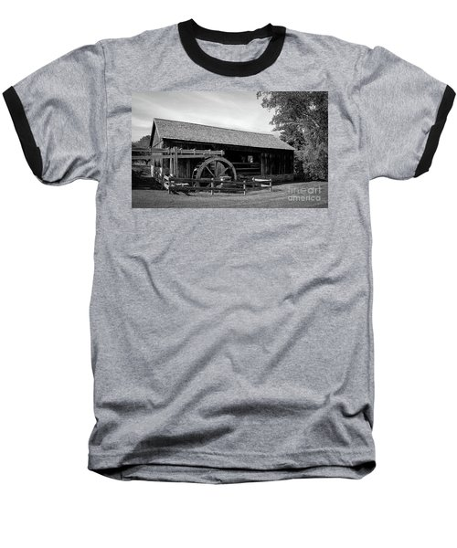 The Old Grist Mill, Vermont Baseball T-Shirt