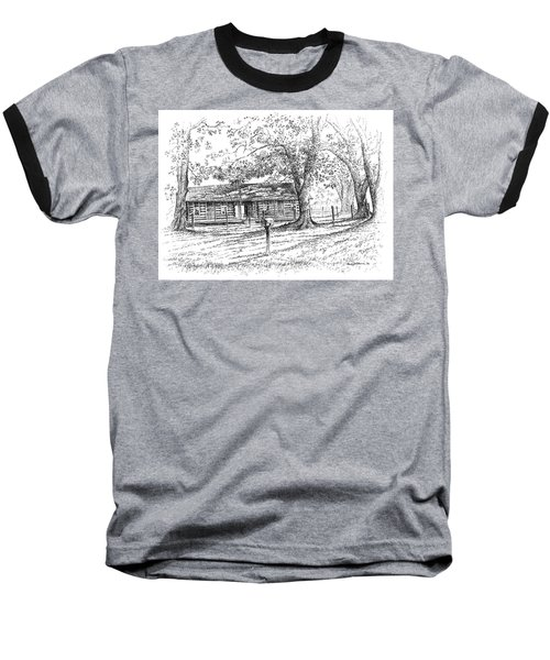 The Old Homeplace Baseball T-Shirt