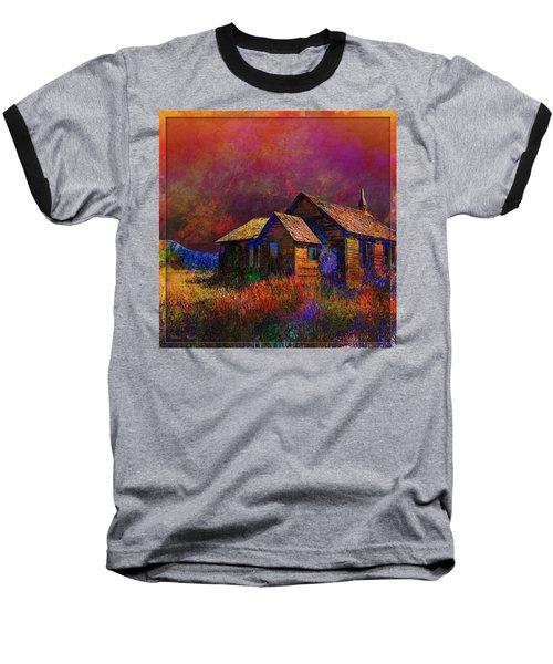 The Old Homestead Baseball T-Shirt