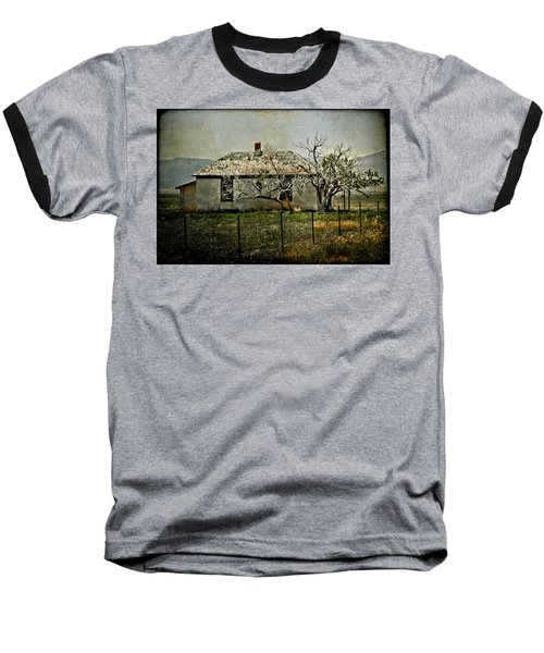 The Old House Baseball T-Shirt