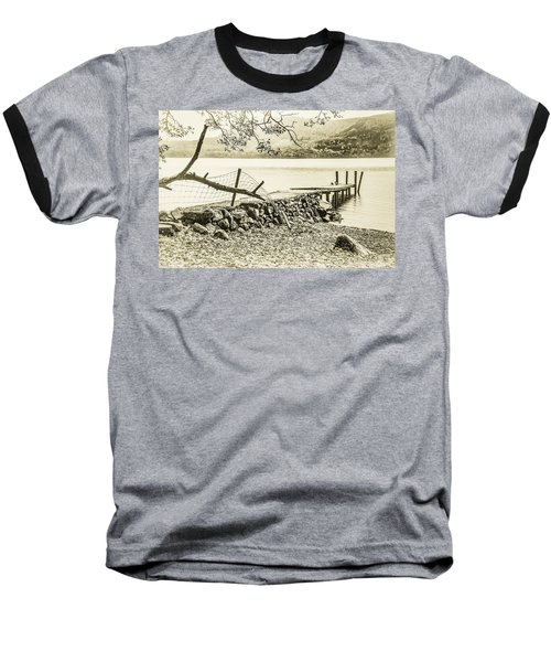 The Old Jetty Baseball T-Shirt