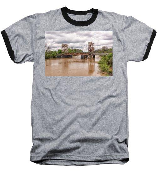 The Old Lift Bridge Baseball T-Shirt