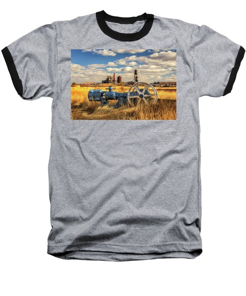 The Old Lumber Mill Baseball T-Shirt