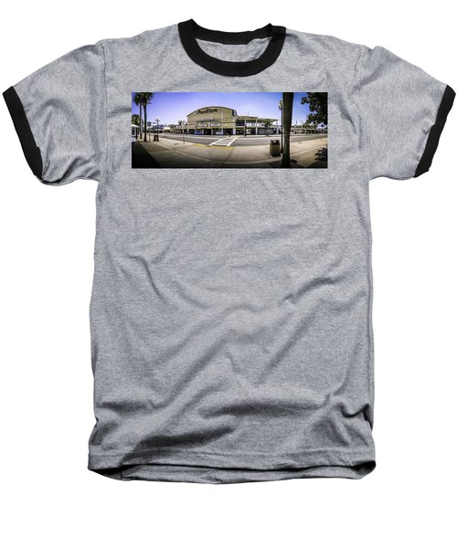 The Old Myrtle Beach Pavilion Baseball T-Shirt
