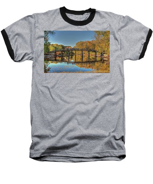 The Old North Bridge Baseball T-Shirt